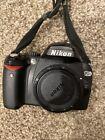 Nikon D40X 10.2 MP Digital SLR Camera - Black (Body Only) picture