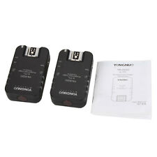 2x Yongnuo YN-622C Wireless E-TTL Flash Trigger Transceiver for Canon Camrea US