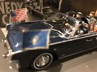 Minichamps 1961 Lincoln Continental Presidential Parade Vehicle JFK Car