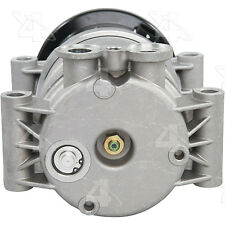 Four Seasons 58947 New Compressor And Clutch