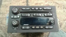 Audio Equipment Radio Opt UC6 With Bose Audio System Fits 02-05 ENVOY 1163959