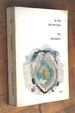 RAY BRADBURY: La fine del principio  p. e. 1963  SFBC