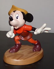Wdcc Mickey Mouse Shhh Mickey And The Beanstalk Walt Disney Figurine