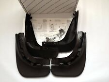 GENUINE VW GOLF MK6 ESTATE, VARIANT FRONT & REAR MUD FLAPS SET BRAND NEW