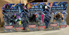 He-Man Masters of the Universe Power Attack Netflix Trap Jaw Skeletor MOTU