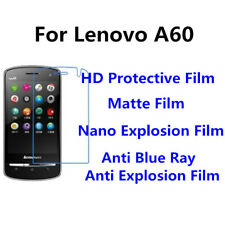 3pcs For Lenovo A60 High Clear/Matte/Anti Blue Ray Screen Protector