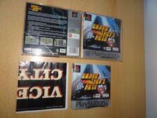 Videogiochi PAL (UK standard) Grand Theft Auto per Sony PlayStation 1