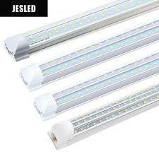 T8 Integrated 4FT-8FT LED Tube Light Fixtures 14-120W V-Shape 12000LM 6000K Lamp
