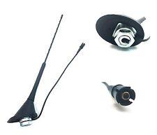 Antenne Dachantenne Aktiv RAKU II Stecker für VW Bora Lupo Golf 4 Passat 22.8cm