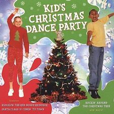 KID'S CHRISTMAS DANCE PARTY, CD, NEW SEALED