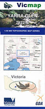 Trentham Topographic 7723S  Vicmap 1:50,000  Map  new trackable freepost Austral