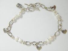 B00978SP SHABLOOL ISRAEL Didae Handcrafted Sterling Silver 925 Pearl Bracelet