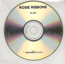 (EG532) Rosie Ribbons, Blink - DJ CD