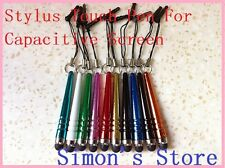 10pcs-Stylus Pen for iPad/iPhone/iPod (Capacitive Touch Screen phone/Tablet) C