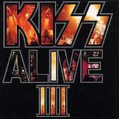 1 CENT CD Alive III - Kiss