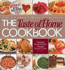 TASTE OF HOME COOKBOOK Timeless Recipes Trusted Home Cooks Binder 2007 1st Ed