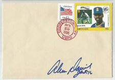 ALVIN DAVIS 1995 FDC Cooperstown Cover Signed AUTOGRAPH Mariners