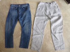 2 Pantalons  Ikks Le Temps Des Cerises 10 Ans
