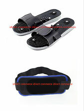 TENS shoes slippers and belt for TENS unit accessories