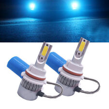 9007 HB5 LED Headlights Bulb 55W 8000LM Kit High/Low Beam Premium 8000K Ice Blue