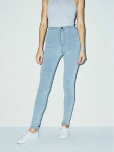 The Easy Jean American Apparel Light wash color, RSAMS3334W retail $50 plus