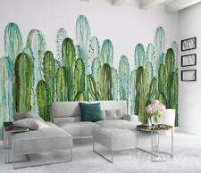 3D Kaktus Pflanze 96 Mauer Papier Exklusiv MXY Fototapete Abziehbild Innen Mauer
