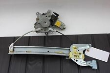 02 03 04 05 06 NISSAN ALTIMA DRIVER LEFT REAR WINDOW REGULATOR W/MOTOR OEM