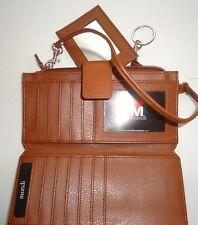 Mundi Dallas Wristlet Wallet, Brown