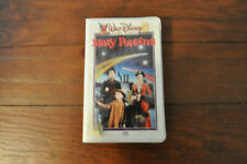 walt disney home video mary poppins vhs 1986 release new and sealed rare 23V
