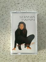 Shania Twain- Love Gets Me Every Time Rare 1997 CDN Cassette EX Condition Tested
