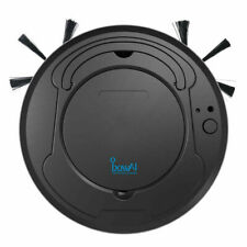 Multifunctional 1800Pa Robot Vacuum Cleaner, 3-in-1 Rechargeable Smart Sweeping