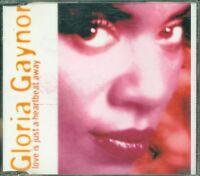 Gloria Gaynor - Love Is Just A Heartbeat Away Cd Ottimo