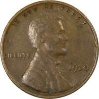 1930 Lincoln Wheat Cent AG About Good Bronze Penny 1c Coin Collectible