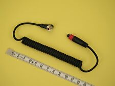 Yongnuo rf-602 603 Stecker zu PC Sync Trigger Coiled Cable