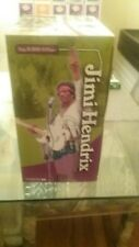 "McFarlane Toys ""Jimi Hendrix Woodstock"" August, 18 1969 action figure MIP 2003"