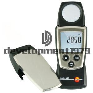 Testo 540 Digital Pocket Pro Light Lux Meter Tester Measuring Device New