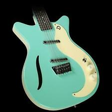 Danelectro 59 Vintage 12 String Electric Guitar Dark Aqua