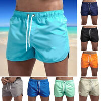 Fashion Men Shorts Casual Gyms Sport Short Pants Slim Fit Fitness Beach Shorts