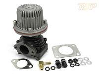 Universal 40mm External Wastegate Kit Ideal for Turbo Conversion 0.8 Bar Spring
