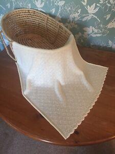 Stunning 100% lambswool baby shawl/blanket.  col. Winter White
