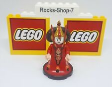 Genuine Lego Star Wars Queen Amidala  Minifigure Set 9499 Rare 2012 Sw0387 B36A