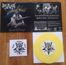 "DIE HARD - Symbol of Death 7"" (LIM.150*YELLOW V.*+STICKER *VENOM*BLACK/THRASH)"