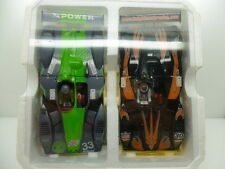 Scalextric Lola Set mint boxed and look unused.