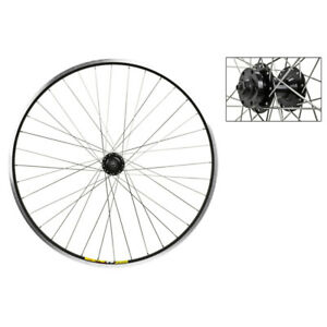 Wheel Master Wheel Front 700 Wei Zac19 Black Machined 36 Alloy 6B Di