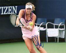 Kristyna Pliskova TENNIS 8x10 Photo Signed Auto COA