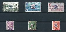 """HERM ISLAND - CHANNEL IS (1959-60) """"WORLD REFUGEE YEAR SET"""" OVERPTS MNH"""