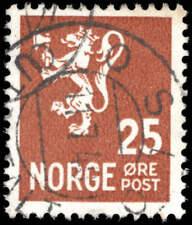 Scott # 171 - 1937 - ' Lion Rampant '
