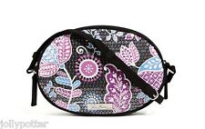 ❄️ VERA BRADLEY Shimmer Crossbody ALPINE FLORAL Bag Purse Tote Evening $58 NEW