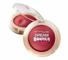 X2 Maybelline Dream Bouncy CREAM Blush Makeup PLUM WINE 50 Red Burgundy Sealed