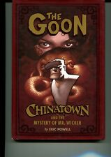 THE GOON : CHINATOWN (THE MYSTERY OF MR WICKER) HARDCOVER VF